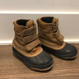 Sorel Toddler Waterproof Winter Boots